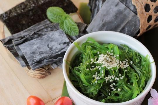 Tiroide risposte dell 39 esperto eurosalus - Alghe in cucina ...